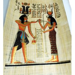 Papiro de Egipto 60cmX40cm M7