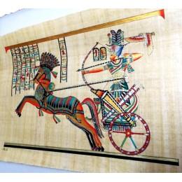 Papiro de Egipto 60cmX40cm M6