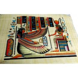 Papiro de Egipto 60cmX40cm M5