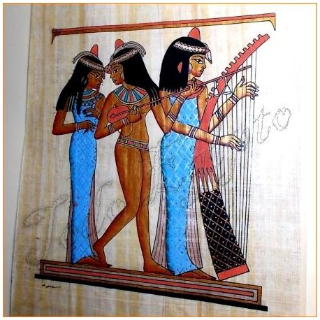 Papiro 40cmX35cm M10