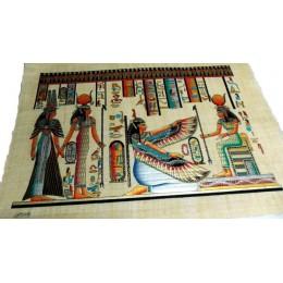 Papiro de Egipto 60cmX40cm M3