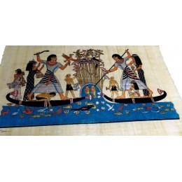 Papiro de Egipto 60cmX40cm M2