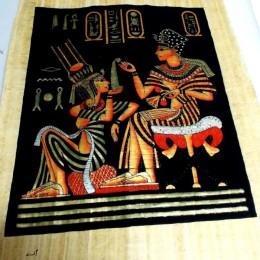 Papiro de Egipto 60cmX40cm C7