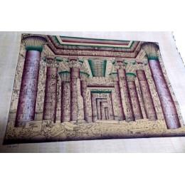 Papiro de Egipto 60cmX40cm C8
