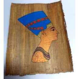 Papiro de Egipto envejecido 40X35 F1