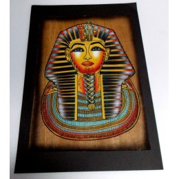 Papiro egipcio envejecido 40cmX35cm Luxor11