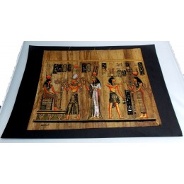 Papiro egipcio envejecido 40cmX35cm Luxor12