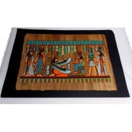 Papiro egipcio envejecido 40cmX35cm Luxor14