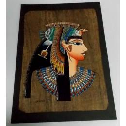 Papiro egipcio envejecido 30cmX25cm Delta7