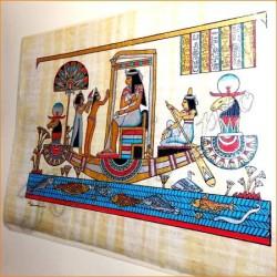 Papiro egipcio 40cmX35cm M18