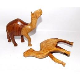 Camello de madera M2