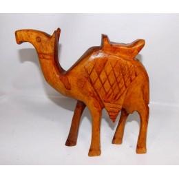 Camellos de madera